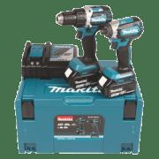 Makita Combokit DLX2189TJ 18V Bl