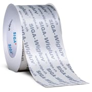 Siga Wigluv Tape 100mm-25m Hvit