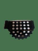 Løvsil 125mm  Sort