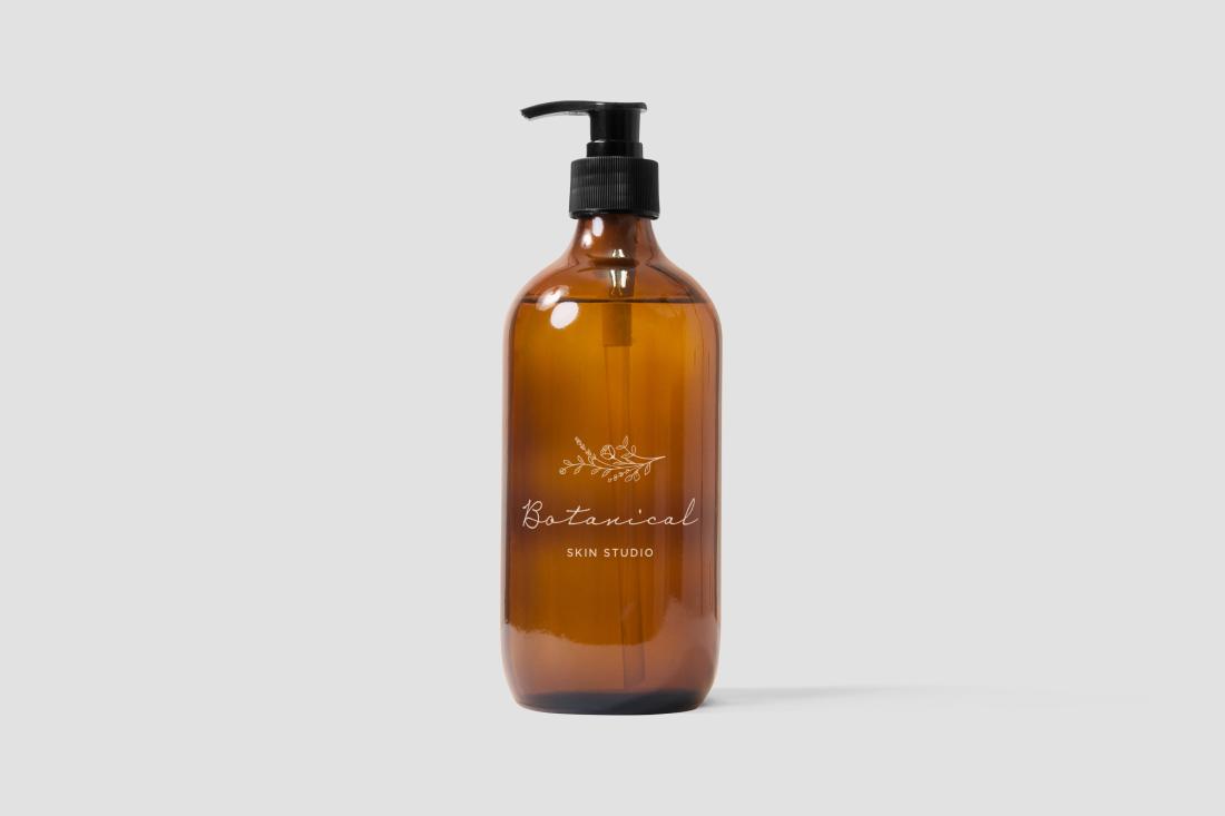 Project image 0: Botanical Skin Studio