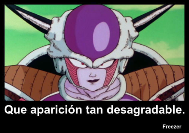 freezer | Frase Dragon Ball