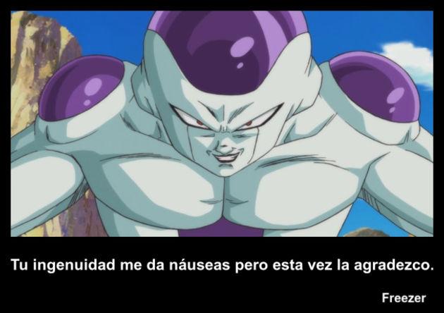 freezer   Frase Dragon Ball