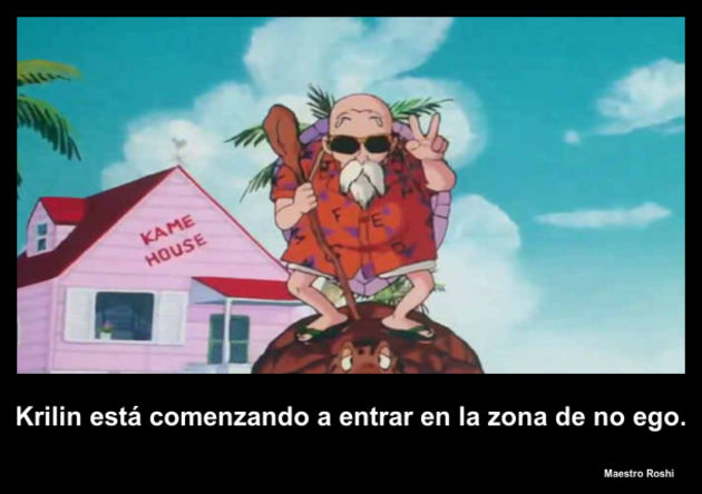 maestroroshi | Frase Dragon Ball