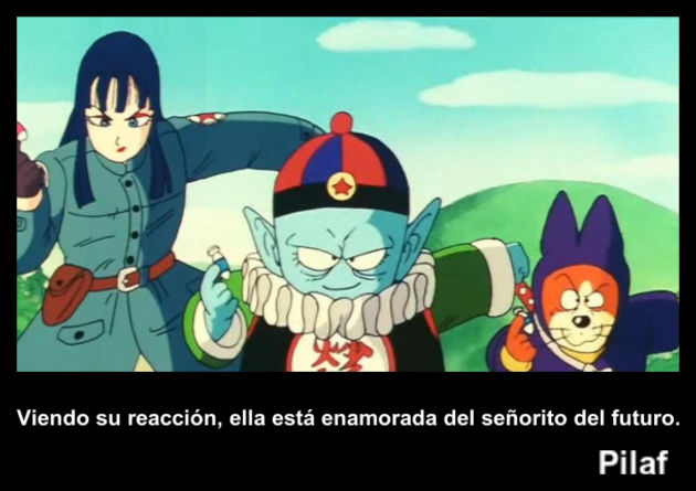 pilaf | Frase Dragon Ball