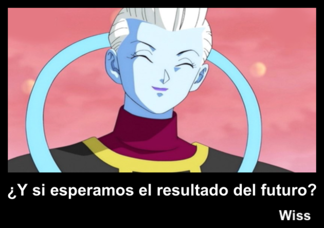 wiss | Frase Dragon Ball