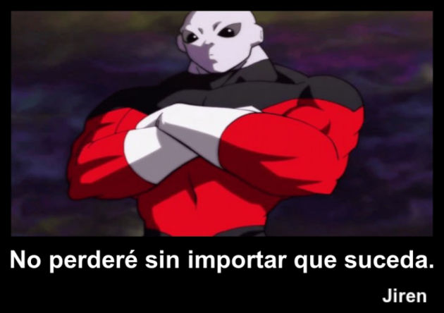 Jiren | Frase Dragon