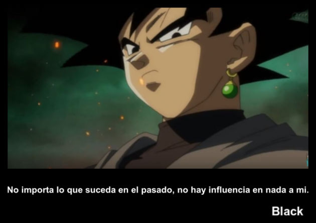 black | Frase Dragon Ball