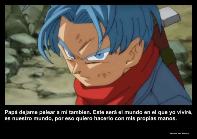 trunksdelfuturo | Frase Dragon Ball