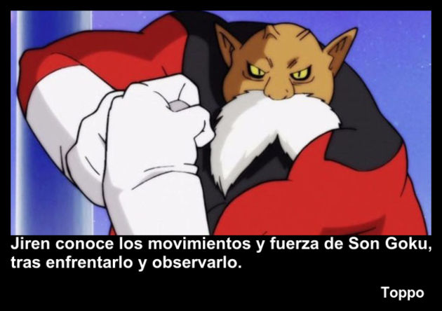 toppo | Frase Dragon Ball