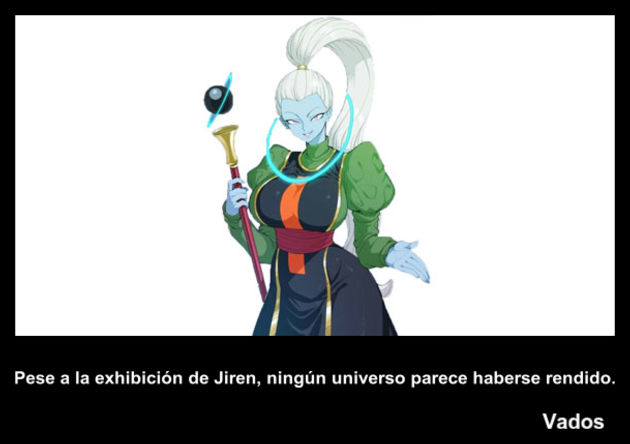 vados | Frase Dragon Ball