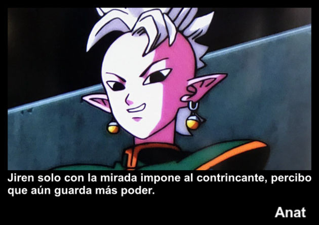 anat | Frase Dragon Ball
