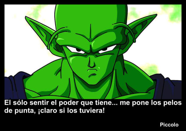 Piccolo | Frase Dragon