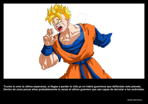gohandelfuturo | Frase Dragon Ball