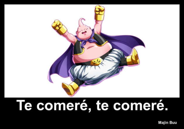 majinbuu | Frase Dragon Ball