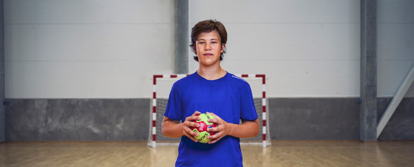 Handbollsläger - träna handboll i sommar på Stadium Sports Camp