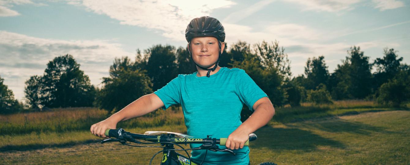 Sommarens häftigaste mountainbikeläger