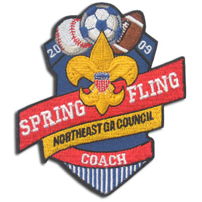 Stock Scouting Patch Design