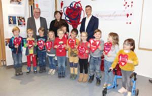 Stadtwerke Sindelfingen verlängern Zusammenarbeit mit kids@kita