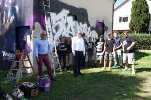 Graffiti Workshop 2020