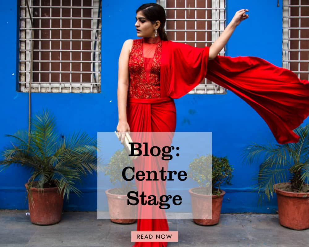 Blog: Centre Stage