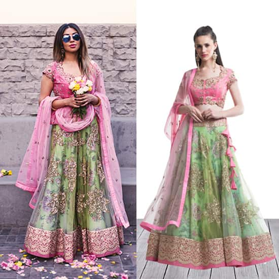 Srish in Anushree Reddy