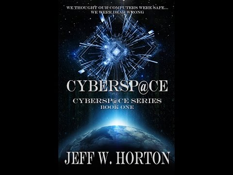 Cybersp@ce -Cybersp@ce Series Book One-Book Trailer Updated for 2017