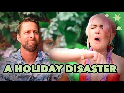 A holiday disaster | ODSS comedy sketch | by Rosa Fairfield