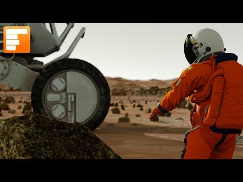 First Dudes on Mars: Ep 2 - Epiphany