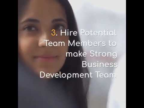 Carl Kruse Miami | Ideas to Create Business Development Team