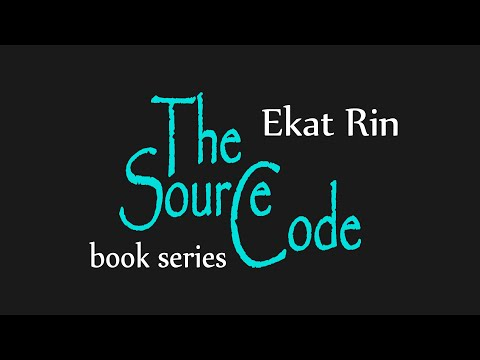 The Source Code by Ekat Rin | official book trailer
