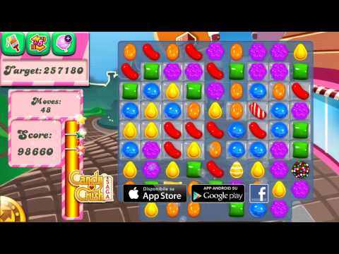 Paola Cavallin is the Italian voice of Candy Crush