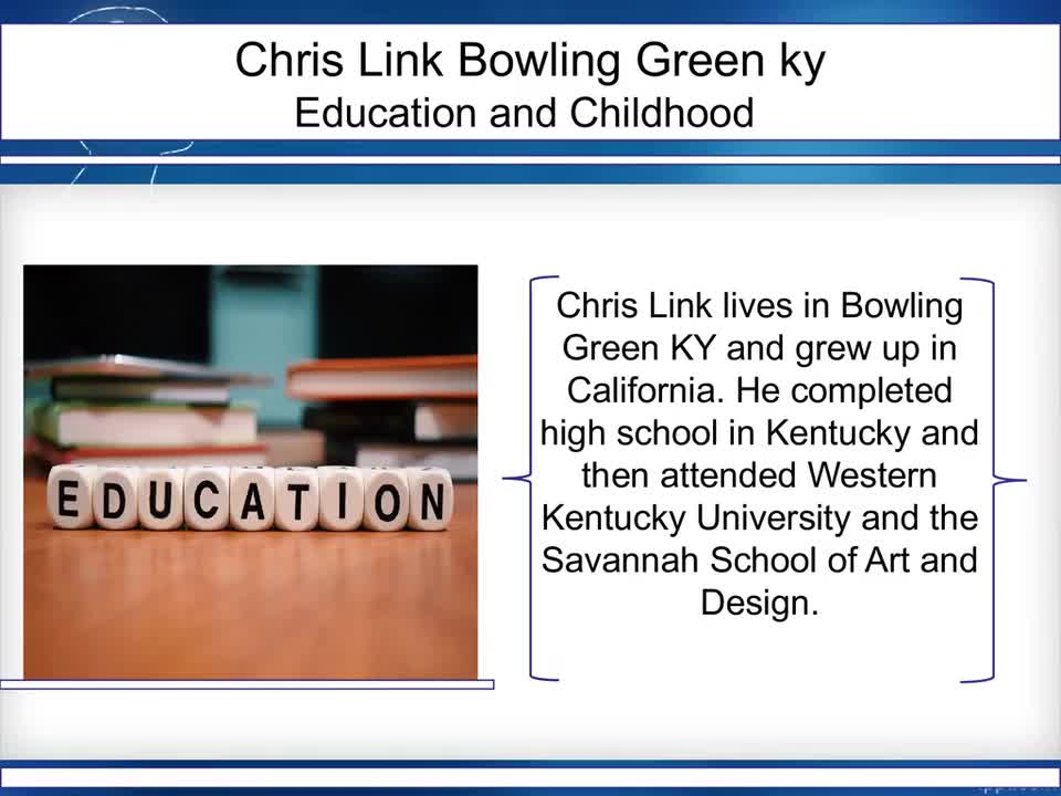 Christopher Link of Bowling Green KY Quick