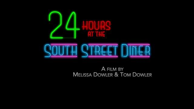 24 Hours At The South Street Diner - Official Trailer | Long Haul Films