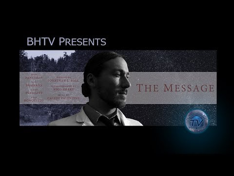 The Message (sci-fi short film)