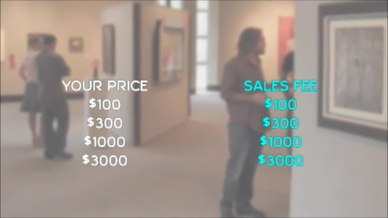 The Complete Painter Art Sales Network