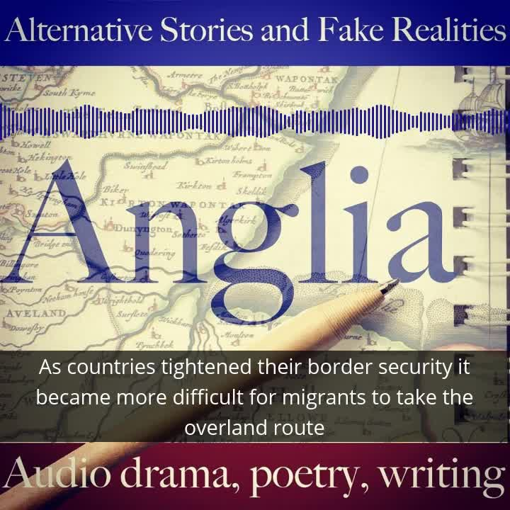 Anglia Part One News Report Clip - From the Alternative Stories and Fake Realities Podcast