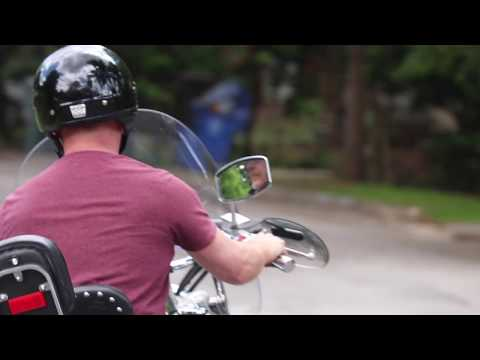 Solomon Law Motorcycle Commercial