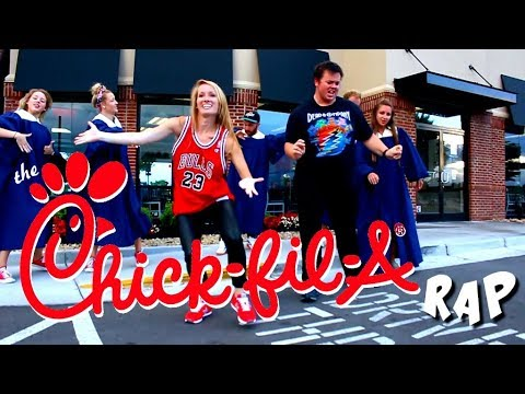 THE CHICK-FIL-A RAP produced & created by Emily Powell