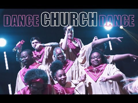 """DANCE CHURCH DANCE"" music video produced & created by Emily Powell"