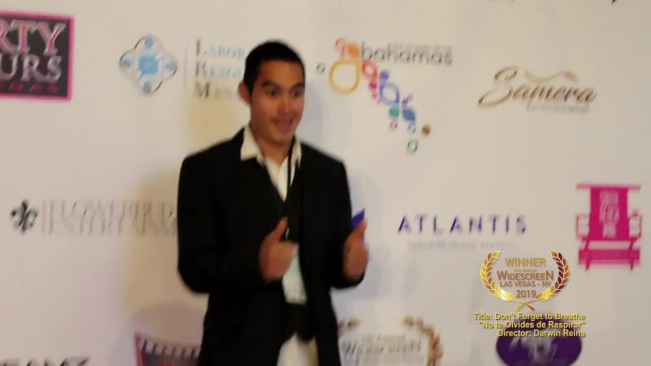WideScreen Film Festival Las Vegas Nevada by Darwin Reina Award Winner 2019