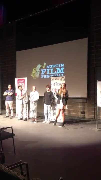 Q&A with Director, Avery Rouda, at Austin International Film Festival