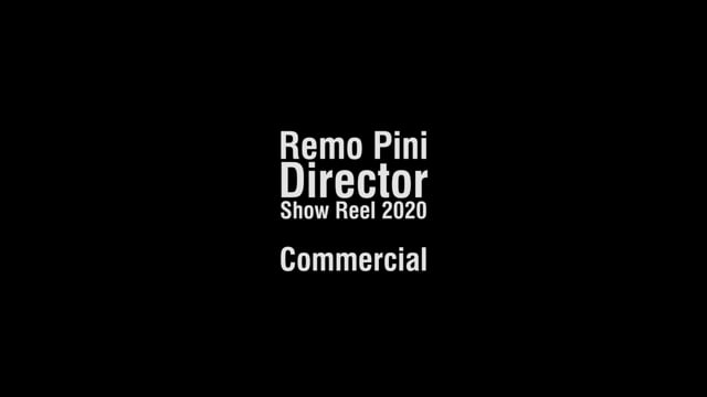 Commercial Showreel 2020.01
