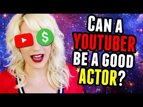 YouTubers VS. Actors: How YouTube Makes Movie Stars