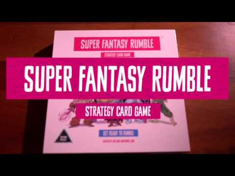Super Fantasy Rumble | Tactical Skirmish Card Game