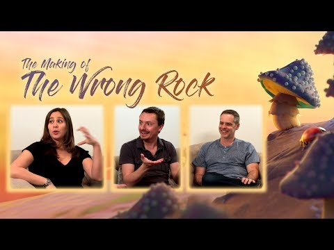 The Making of The Wrong Rock | Working From Home