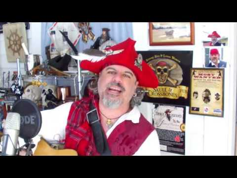 "This channel has been pirated! Part 2 (Bringing History Alive with Angus ""Quill"" MacGregor"