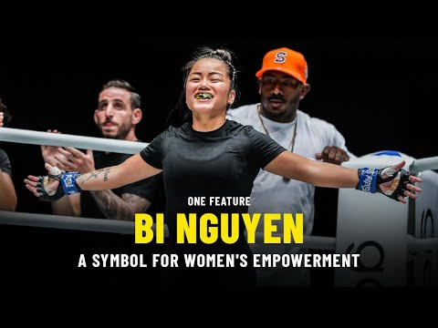 Bi Nguyen Is A Symbol For Women's Empowerment | ONE Feature