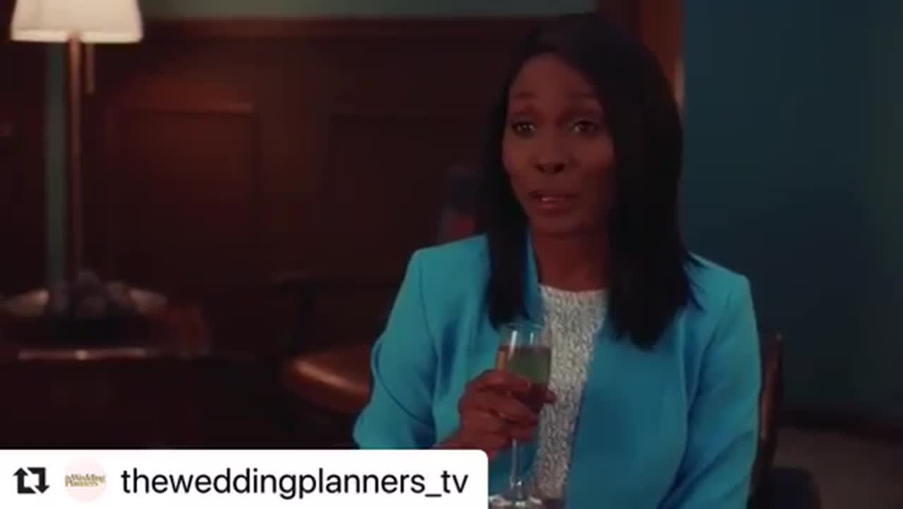 Lanette Ware as SALLY on The Wedding Planners, CityTv