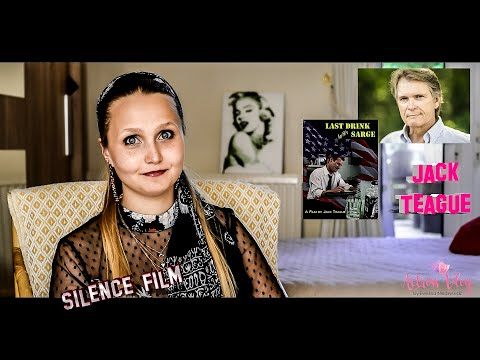 Silence Film. Today Guest JACK TEAGUE  - Actress Vlog Episode 105