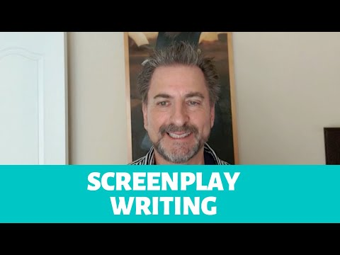 How To Write A Feature Screenplay With Phillip E  Hardy